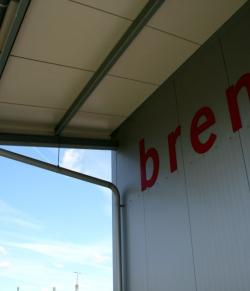 Hochwasserschutzhalle für Bremenports