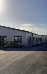 Neubau Büro-/ Ausstellungsgebäude