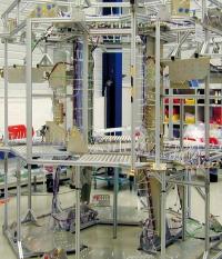 Kabelfertigungsrahmen ISS