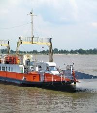 Schottelanlage Fährschiff MF Kleinensiel