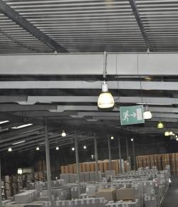 Verstärkung einer vorhandenen Stahlkonstruktion