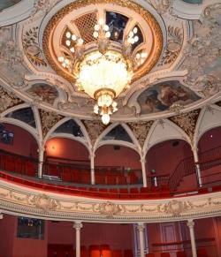 Umbau Staatstheater Oldenburg