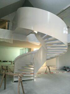 Treppen- und Geländerbau
