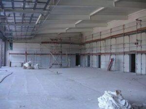 Industrieservice / Stahlhallenbau / UVV - Prüfung